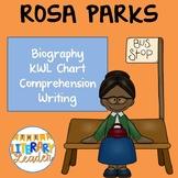 Rosa Parks Black History Month Activity