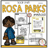 Rosa Parks Book Craft and More