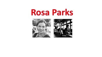 Rosa Parks Book