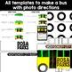 Rosa Parks Bus Craft Activity (Black History; Civil Rights)