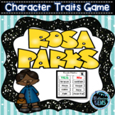 Rosa Parks Character Traits Game