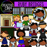 Ruby Bridges Clipart {Creative Clips Clipart}