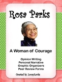 Rosa Parks Common Core Writing Bundle