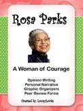 Rosa Parks Common Core Writing Bundle