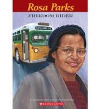 Rosa Parks Comprehension