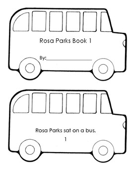 Rosa Parks Differentiated Books