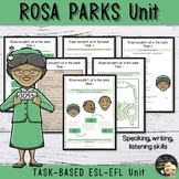 Rosa Parks - EFL Worksheets
