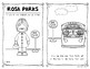 Rosa Parks {Emergent Reader} for Kindergarten and First Gr