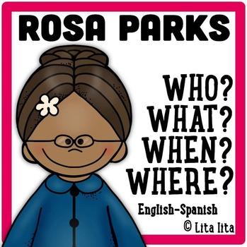 Rosa Parks Fold&Learn