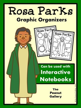 Rosa Parks Graphic Organizers