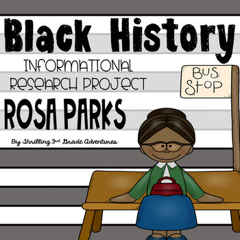 Rosa Parks- Informational Writing