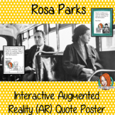 Rosa Parks Interactive Quote Poster