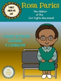 Rosa Parks Literacy Activities for Louisiana K-2 Guidebook
