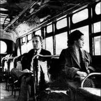Rosa Parks Mighty Times Digital Project