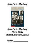 Rosa Parks My Story Student Response Journal