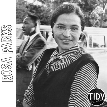 Rosa Parks PebbleGo Research Hunt