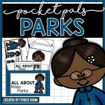 Famous Women Rosa Parks Pocket Pal