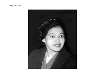 Rosa Parks Reading Comprehension