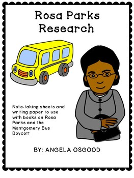 Rosa Parks Research