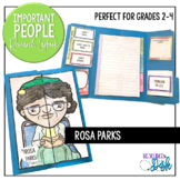 Rosa Parks Research Lapbook