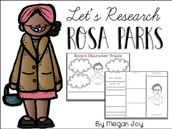 Rosa Parks Research Packet