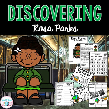 Rosa Parks Research Unit with PowerPoint