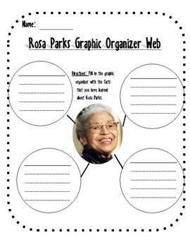 Rosa Parks Nonfiction Activity Pack