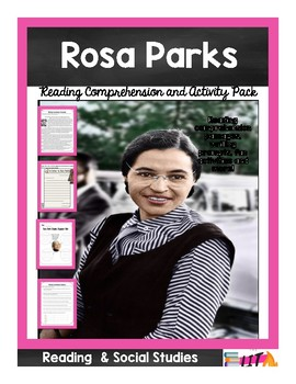Rosa Parks Nonfiction Reading Comprehension and Questions