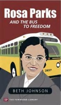 Rosa Parks and the Bus to Freedom - Book - Discussion Questions