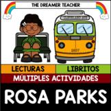 Rosa Parks: lecturas, libritos y actividades