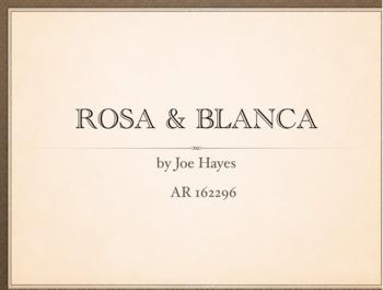 Rosa and Blanca Keynote