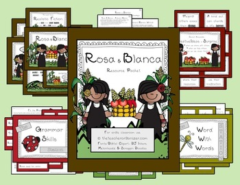 Rosa and Blanca - Reading Street, 2nd Grade, 2013