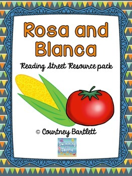 """""""Rosa and Blanca"""" (Reading Street Resource)"""