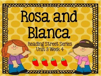Rosa and Blanca {Reading Street Series Grade 2}