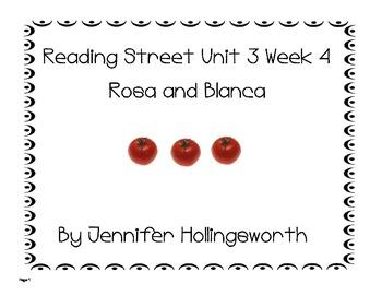 Rosa and Blanca Reading Street Unit 3 Week 4