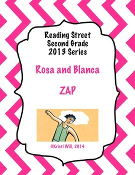 Rosa and Blanca ZAP