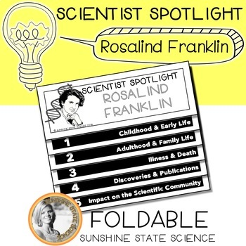 Science Biography Project - Rosalind Franklin