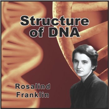 Rosalind Franklin Poster (Influential Scientists Series)