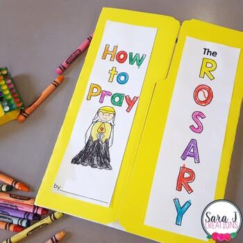 Rosary Lapbook