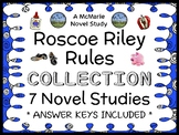 Roscoe Riley Rules COLLECTION (Katherine Applegate) 7 Novel Studies  (173 pages)