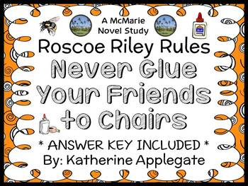 Roscoe Riley Rules: Never Glue Your Friends to Chairs (App