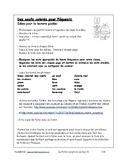 Rose A-16 Des oeufs colorés PROF Petit livret de lecture 2e et 3e