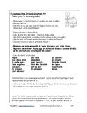 Rose A-17 Pâques chez Grand-Maman PROF Petit livret de lecture 2e et 3e