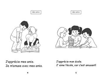 Rose-A1b- Pour l'enfant Livret de lecture 2e et 3e