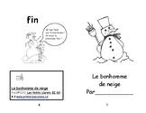 Rose- B-3 2e et 3e Le bonhomme de neige