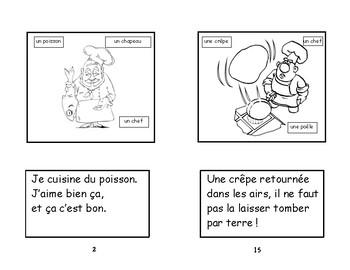 Rose- D-14  ENFANT 2e et 3e Je cuisine