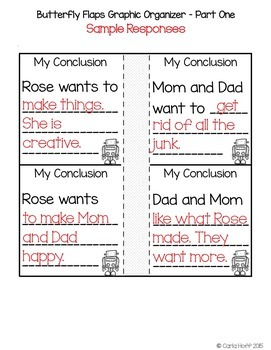 Rose Robot Cleans Up  - Common Core Connections - Treasures Grade 1