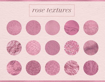 Rose Textures, Beautiful Rose Gold Backgrounds, Rose Paper