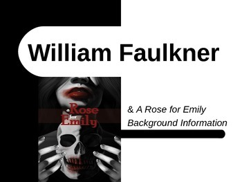 Rose for Emily PowerPoint