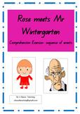Rose meets Mr Wintergarten-Comprehension Exercise- Sequenc